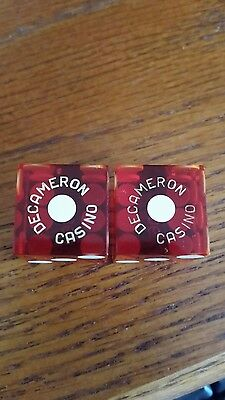 Decameron Casino-pair of dice