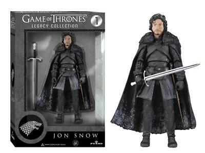"NIB Game of Thrones Jon Snow Legacy Collection 6"" Figure FUNKO #1"