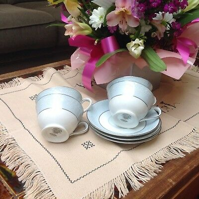 Noritake laureate Cups And Saucers