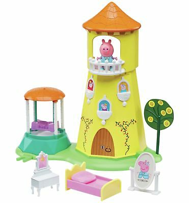 Peppa Pig Peppa Princess Rose Garden and Tower. From the Argos Shop on ebay
