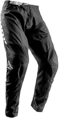 Thor MX S8 Youth Sector Zones Motocross ATV Offroad Pants Black All Sizes 26