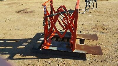 forklift push pull attachment