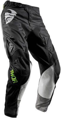 Thor S8 Youth Pulse Air Radiate Pants Black 28 Pulse Air 2903-1566