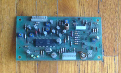 Dragon's Lair Electrohome Ntsc Monitor Decoder Pcb Space Ace Arcade Game