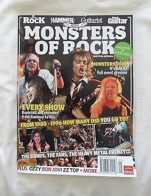 Classic Rock Magazine ( Donington Special)
