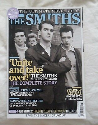 The Smiths Uncut Magazine Special Edition