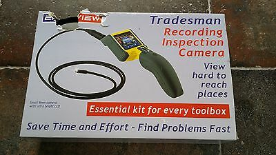 Eazyview View Tradesman Recording Inspection Camera Bnib Free Uk Delivery