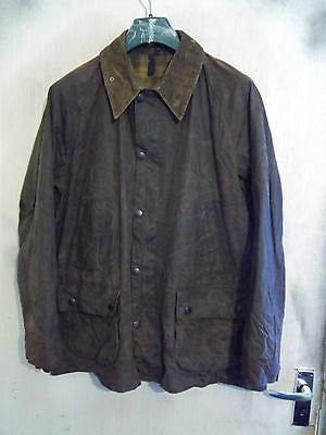 Barbour Bedale A103 Waxed Jacket Size C46 117Cm