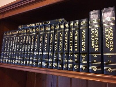 World Book Encyclopedia Set