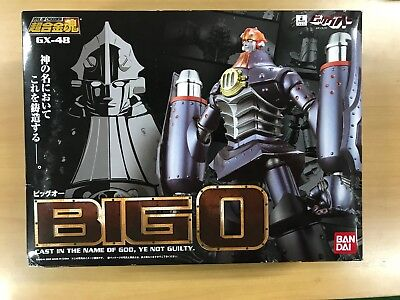 Bandai Tamashii Nations Soul of Chogokim GX-48 Big O Action Figure