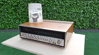 Sony STR-6046A Solid-State Vintage 70's High-End FM/AM Receiver TOP Condition!!!