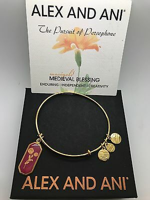 ALEX AND ANI BRACELET Medieval Blessing Enduring independent creativity