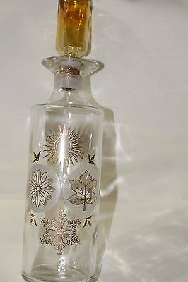 Old Fitzgeral Whiskey Four season decanter