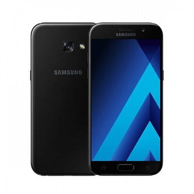 Samsung Galaxy A5 2017 SM-A520F 32GB Smartphone Mobile Phone 16MP Black Android