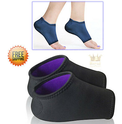 Silicon Gel Heel Foot Protectors Metatarsa Pain Relief Products For Women Men