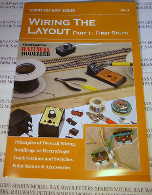 Peco No: 4 Shows You How Series: Wiring The Layout Part 1 First Steps