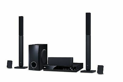 LG DH4430P 5.1 Channel 330 W DVD Home Cinema System - Black # A+