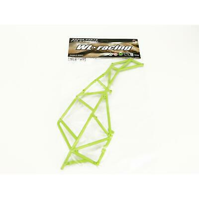 WL Toys 12428-0054 roll cage middle B,C,D,E spare wheel carrier