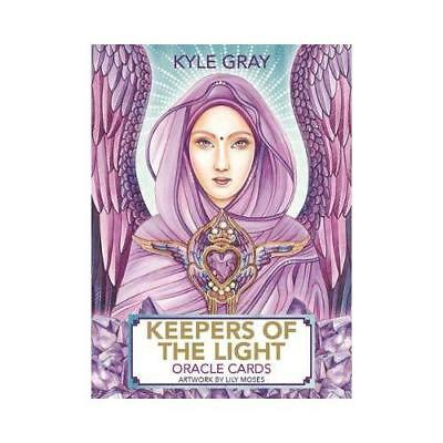 Keepers of the Light Oracle Cards by Kyle Gray (author), Lily Moses (illustra...