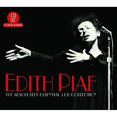 Edith Piaf - The Absolutely Essential 3 Cd Collection 3 Cd New+