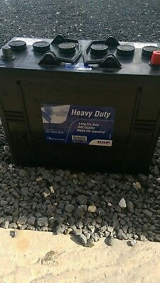 heavy duty tractor battery