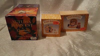 Halloween Lot Of 3 Collectables