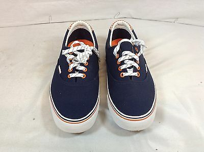 Warrior Men's Deke Shoes Size 10.5 D Navy Blue NWD (SK1418) IHH