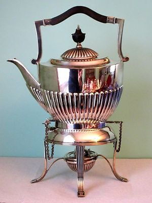 Roberts & Belk Antique Art Deco British Exceptional Large Tilting Teapot