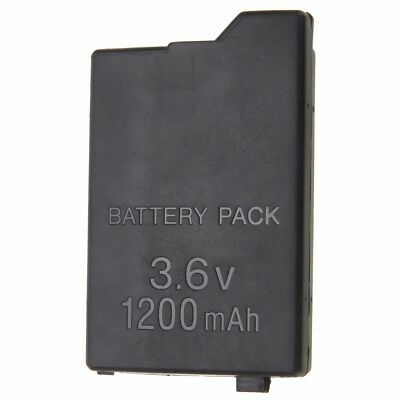 1200mAh 3.6V Rechargeable Battery Pack Replacement For Sony PSP 2000 3000