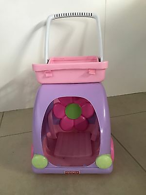 Fisher Price Girls Trolley Toy