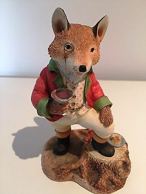 Villeroy and Boch Foxwood Tales 'Squire Fox'