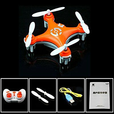 Cheerson CX-10 Mini Drone 2.4G 4CH 6 Axis LED RC Quadcopter Toy LED Helicopter