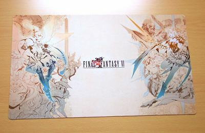 F1842 FREE MAT BAG Final Fantasy Trading Card Game Playmat Desk Mat Keyboard Pad