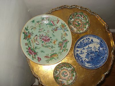 beautiful 7 pieces  chinese republic period tea or coffee sets.