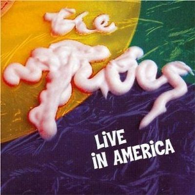 The Tubes -  Live In America (CD, NEU, Sealed)
