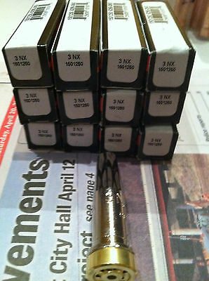HARRIS LOT #3 CUTTING TIP Propane or Natural Gas NEW LOT OF 12  6290-3