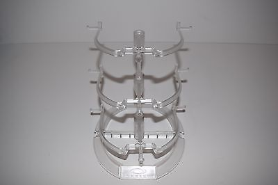 Oakley Clear 3 Tier Sunglasses Display Stand 4.0