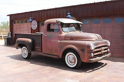 1953 Dodge Other Pickups  1953 DODGE TRUCK PATINA BARN FIND ALL STOCK RUNS AND DRIVES GREAT