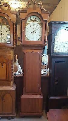 Antique English Tall Case / Grandfather Clock c. 1835