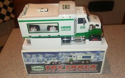 Hess* 2008* Toy* Truck* And* Front Loader* Nib*