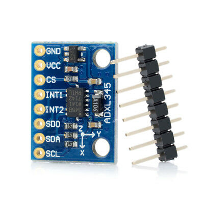 ADXL345 3 Axis Digital Acceleration Of Gravity Tilt Module For GY-291 Arduino