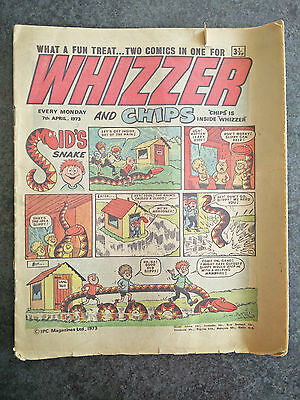 Whizzer & Chips 7Th April, 1973