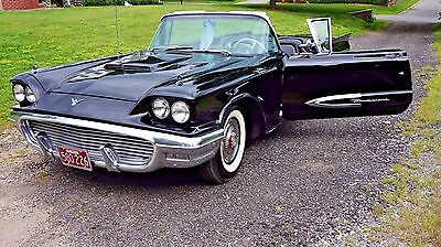 1959 Ford Thunderbird Convertible 1959 Thunderbird CONVERTIBLE