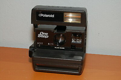 Polaroid One Step 600 Instant Camera Flash Tested and Working