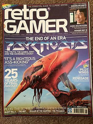 Retro Gamer Classic Magazine - Issue/Load 108 - Psygnosis (End of an era)