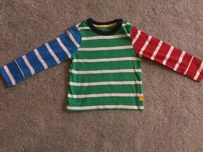 baby boys Striped T-shirt, Little Bird