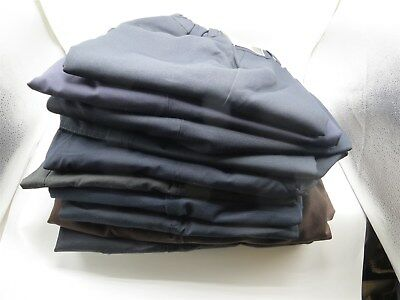 Wholesale Lot 10 Pairs Uniform Work Pants, NWT - Elbeco, Dickie's, Horace Small