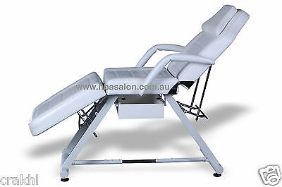 Beauty Bed Facial Massage Tattoo Waxing Facial IPL Cosmetic Injectable Bed White