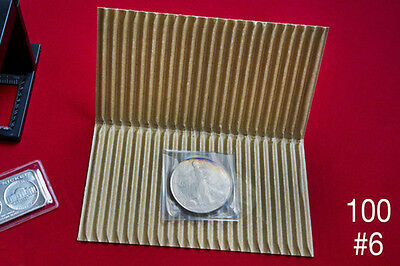 60 Pcs. # 6 Safe T Mailer To Ship & Protect Coins / Collectibles.