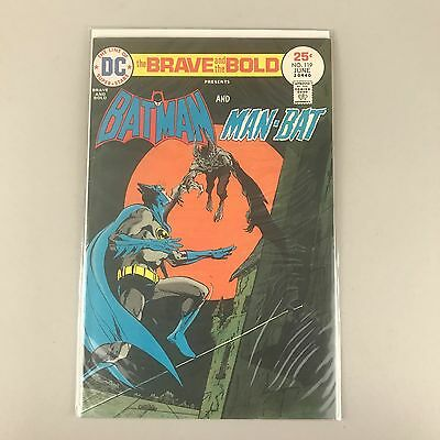 The Brave And The Bold #119 Batman & Man-Bat 1975 DC